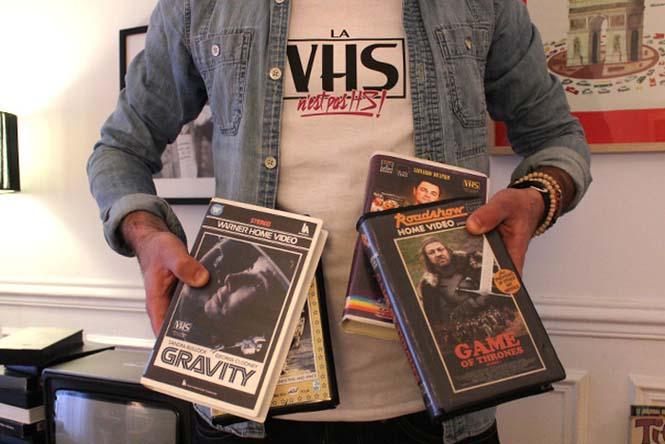 Αν οι σημερινές ταινίες και σειρές κυκλοφορούσαν σε βιντεοκασέτες (11)