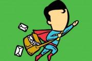 Αν οι super ήρωες είχαν καθημερινές δουλειές (15)