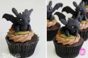 Animator της Dreamworks δημιουργεί εκπληκτικά cupcakes (1)