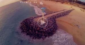 Η απόλυτη διάσωση ενός drone (Video)