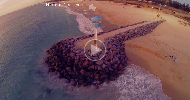 Η απόλυτη διάσωση ενός drone