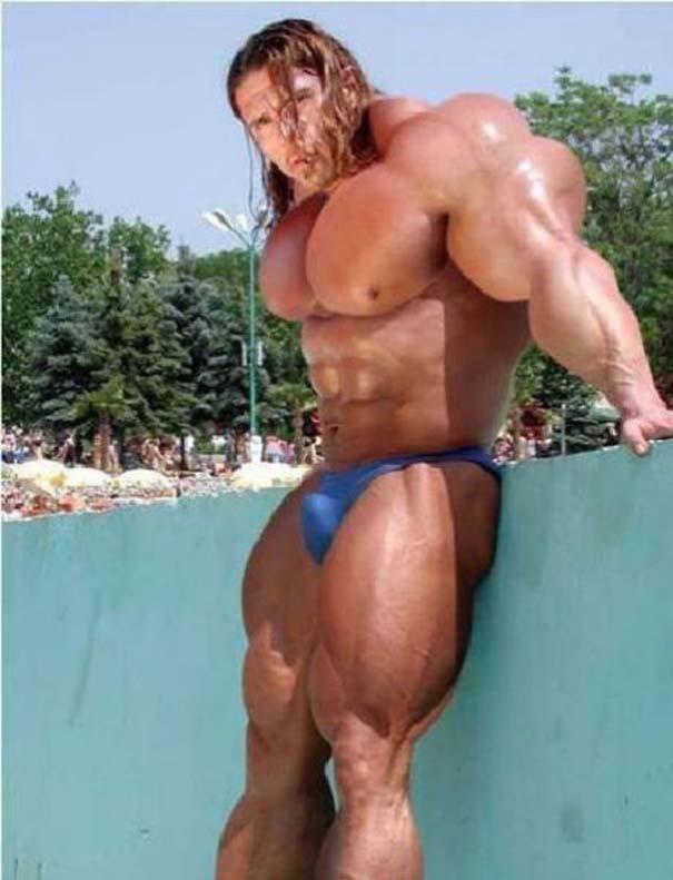 25 bodybuilders που μάλλον το παράκαναν... λιγάκι! (3)