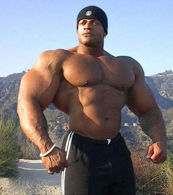 25 bodybuilders που μάλλον το παράκαναν... λιγάκι! (4)