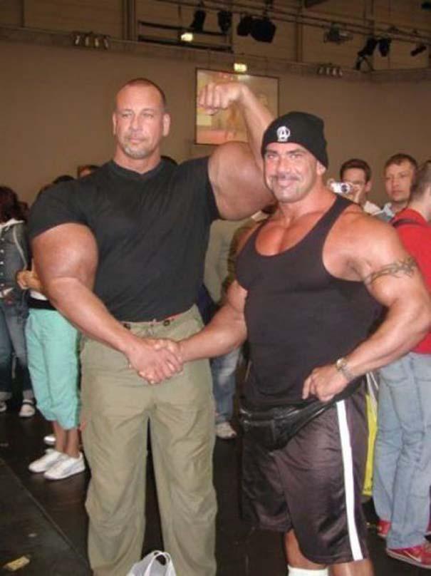 25 bodybuilders που μάλλον το παράκαναν... λιγάκι! (8)