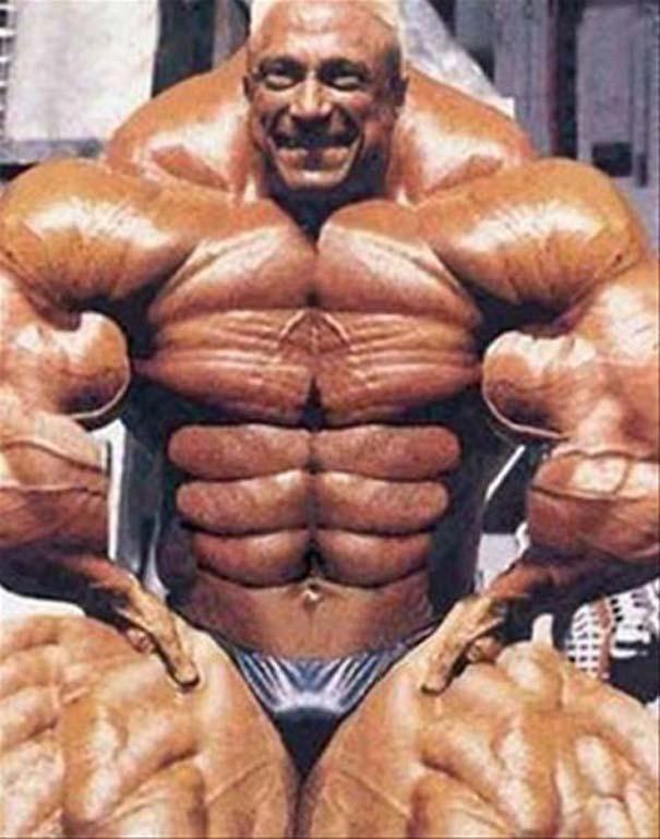 25 bodybuilders που μάλλον το παράκαναν... λιγάκι! (13)