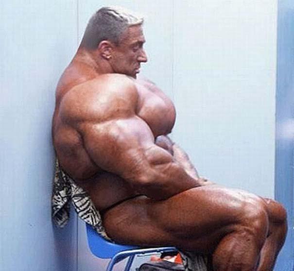 25 bodybuilders που μάλλον το παράκαναν... λιγάκι! (11)