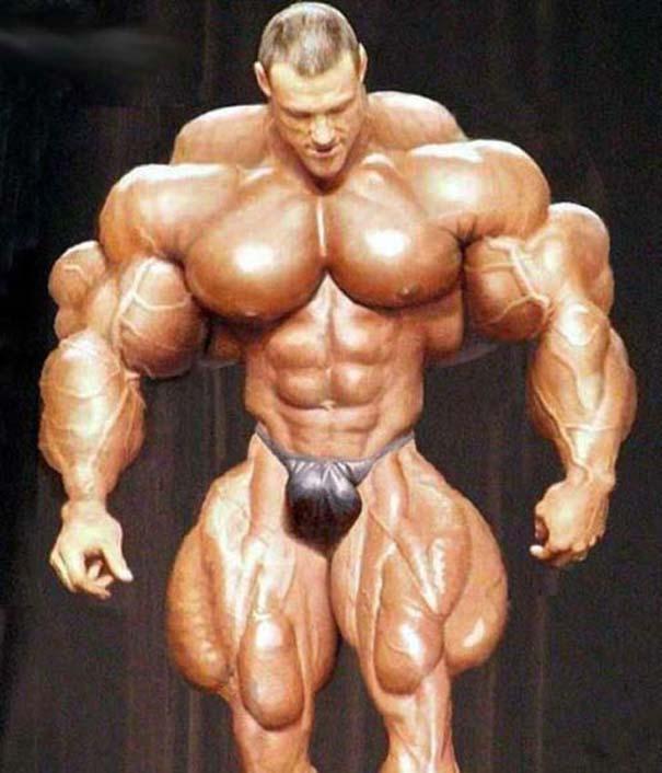 25 bodybuilders που μάλλον το παράκαναν... λιγάκι! (25)