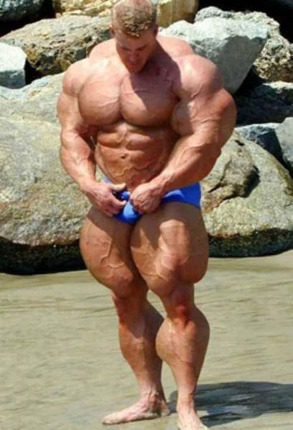 25 bodybuilders που μάλλον το παράκαναν... λιγάκι! (12)