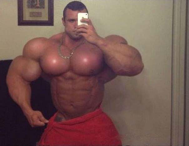 25 bodybuilders που μάλλον το παράκαναν... λιγάκι! (15)
