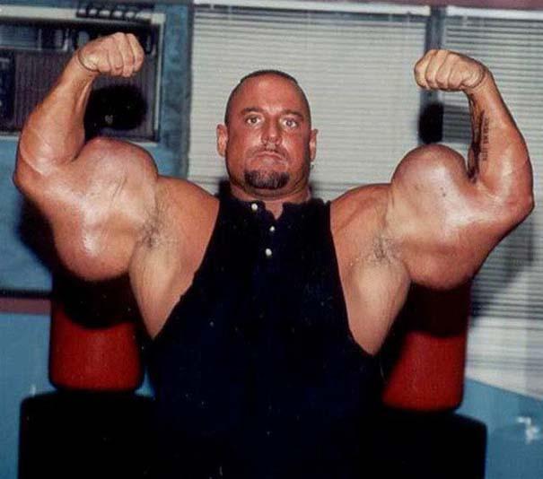 25 bodybuilders που μάλλον το παράκαναν... λιγάκι! (18)