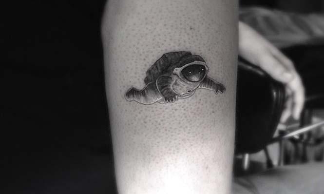 Ο Brian Woo έγινε διάσημος χάρη στα εκπληκτικά γεωμετρικά τατουάζ που δημιουργεί (8)