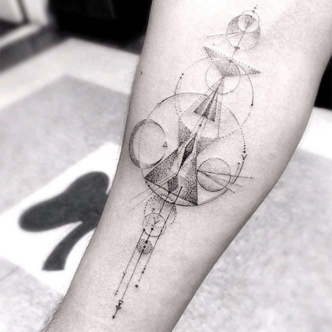 Ο Brian Woo έγινε διάσημος χάρη στα εκπληκτικά γεωμετρικά τατουάζ που δημιουργεί (10)