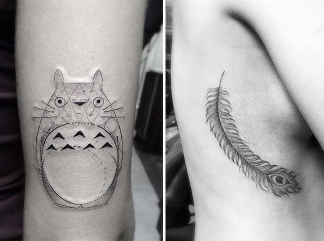 Ο Brian Woo έγινε διάσημος χάρη στα εκπληκτικά γεωμετρικά τατουάζ που δημιουργεί (12)