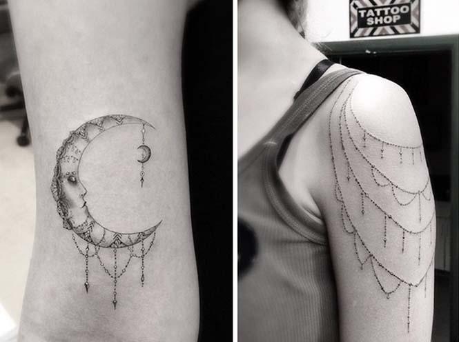 Ο Brian Woo έγινε διάσημος χάρη στα εκπληκτικά γεωμετρικά τατουάζ που δημιουργεί (13)