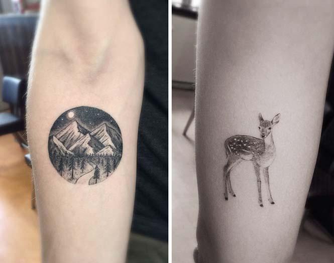 Ο Brian Woo έγινε διάσημος χάρη στα εκπληκτικά γεωμετρικά τατουάζ που δημιουργεί (15)