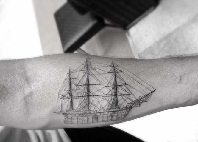 Ο Brian Woo έγινε διάσημος χάρη στα εκπληκτικά γεωμετρικά τατουάζ που δημιουργεί (17)