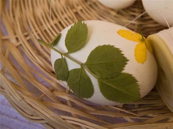 Εκπληκτικές ιδέες διακόσμησης για πασχαλινά αβγά (8)