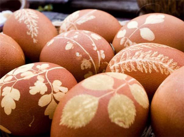 Εκπληκτικές ιδέες διακόσμησης για πασχαλινά αβγά (11)
