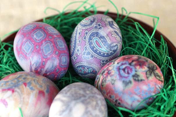 Εκπληκτικές ιδέες διακόσμησης για πασχαλινά αβγά (12)