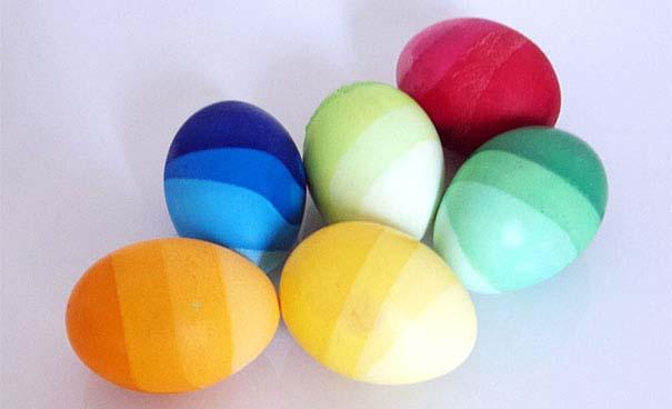 Εκπληκτικές ιδέες διακόσμησης για πασχαλινά αβγά (16)