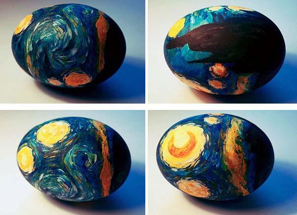 Εκπληκτικές ιδέες διακόσμησης για πασχαλινά αβγά (21)