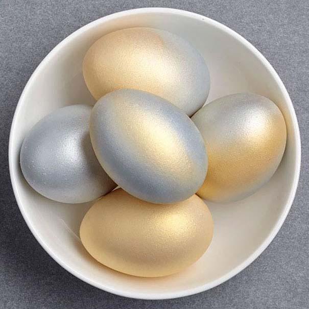 Εκπληκτικές ιδέες διακόσμησης για πασχαλινά αβγά (24)