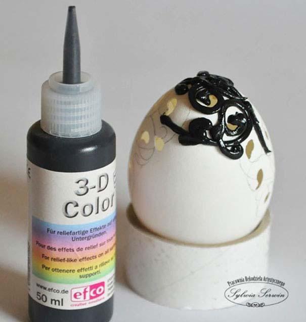 Εκπληκτικές ιδέες διακόσμησης για πασχαλινά αβγά (27)