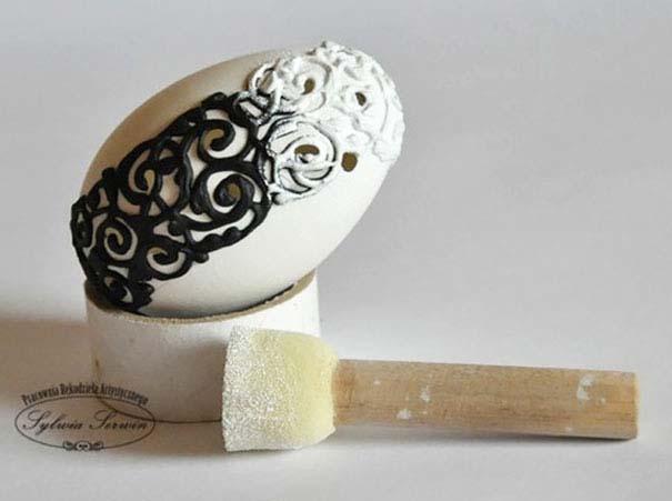 Εκπληκτικές ιδέες διακόσμησης για πασχαλινά αβγά (28)