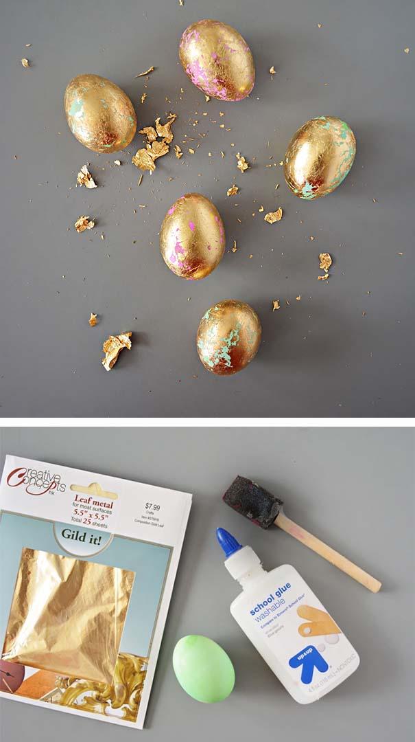 Εκπληκτικές ιδέες διακόσμησης για πασχαλινά αβγά (32)