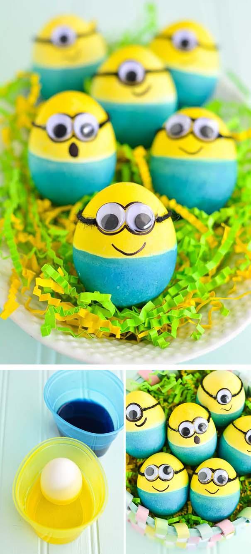 Εκπληκτικές ιδέες διακόσμησης για πασχαλινά αβγά (33)