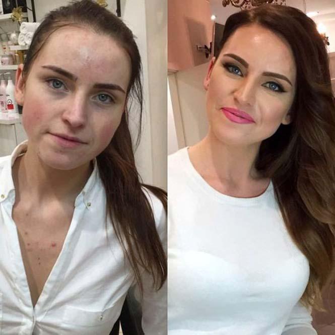 Εντυπωσιακές μεταμορφώσεις γυναικών με μακιγιάζ από τον Ravil Agmalov (15)