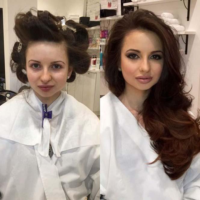 Εντυπωσιακές μεταμορφώσεις γυναικών με μακιγιάζ από τον Ravil Agmalov (17)