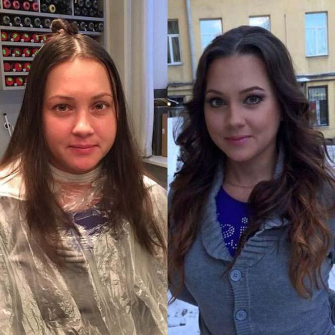 Εντυπωσιακές μεταμορφώσεις γυναικών με μακιγιάζ από τον Ravil Agmalov (21)