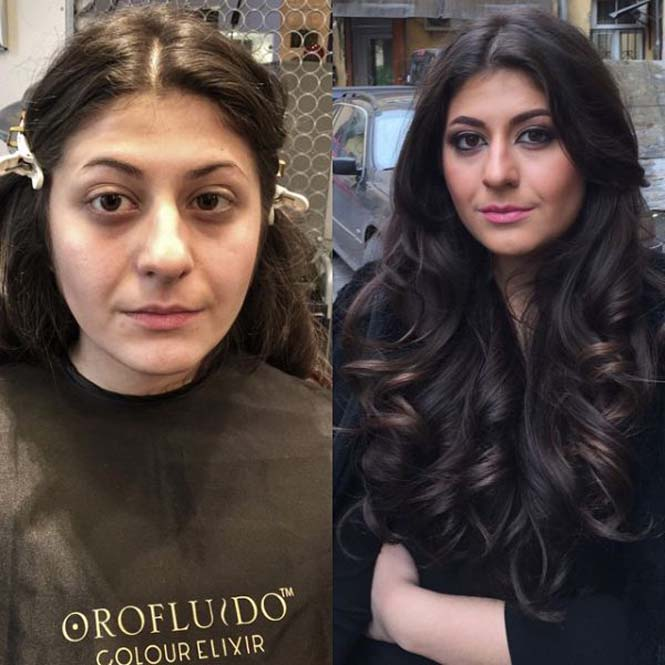 Εντυπωσιακές μεταμορφώσεις γυναικών με μακιγιάζ από τον Ravil Agmalov (25)