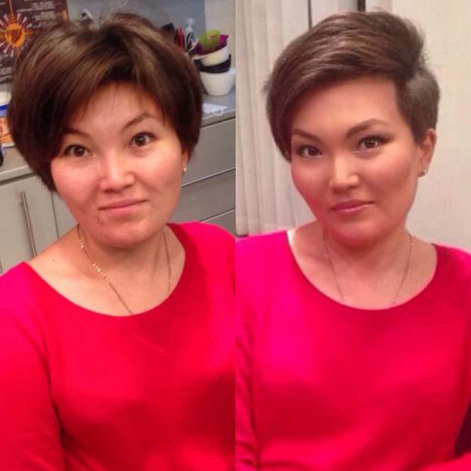 Εντυπωσιακές μεταμορφώσεις γυναικών με μακιγιάζ από τον Ravil Agmalov (26)