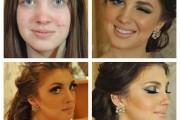 Εντυπωσιακές μεταμορφώσεις με μακιγιάζ από την Madina Ibragimova (1)