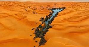 Ubari: Μια εντυπωσιακή όαση στην έρημο Σαχάρα