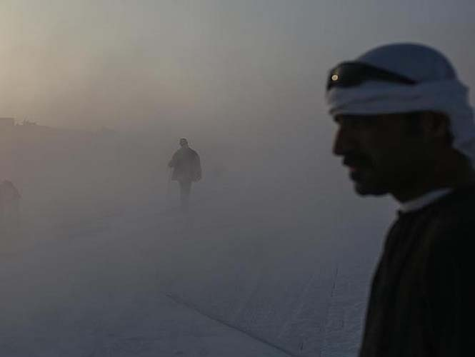 Οι εργάτες στα λατομεία ασβεστολίθου της Αιγύπτου έχουν ένα πολύ επικίνδυνο επάγγελμα (10)