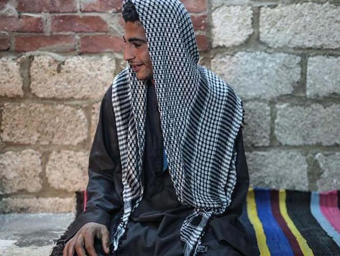 Οι εργάτες στα λατομεία ασβεστολίθου της Αιγύπτου έχουν ένα πολύ επικίνδυνο επάγγελμα (12)