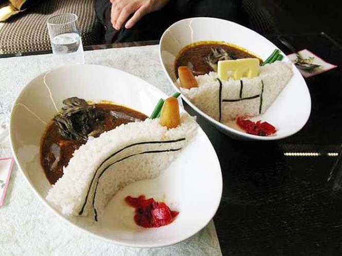 Εστιατόρια στην Ιαπωνία σερβίρουν πιάτα με φράγμα (3)