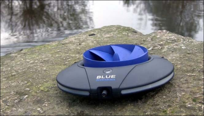 Ένας φορτιστής τσέπης που λειτουργεί μόνο με νερό (1)