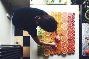 Φωτογράφος μετατρέπει τα τρόφιμα σε τέχνη (1)