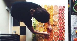 Φωτογράφος μετατρέπει τα τρόφιμα σε τέχνη