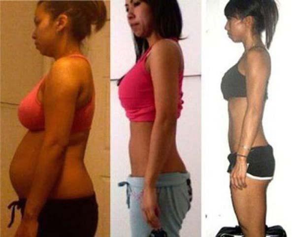 25 γυναίκες που πέτυχαν ένα εντυπωσιακό αδυνάτισμα και άλλαξαν εντελώς το σώμα τους (2)