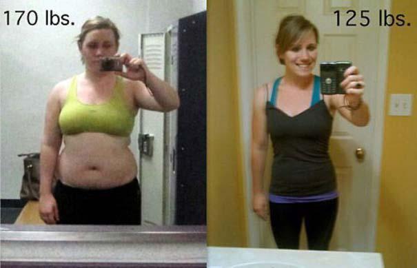 25 γυναίκες που πέτυχαν ένα εντυπωσιακό αδυνάτισμα και άλλαξαν εντελώς το σώμα τους (17)
