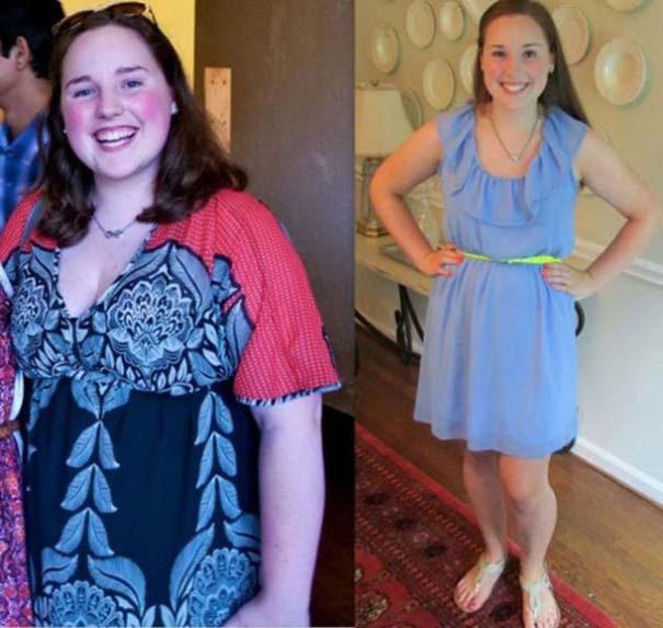 25 γυναίκες που πέτυχαν ένα εντυπωσιακό αδυνάτισμα και άλλαξαν εντελώς το σώμα τους (20)