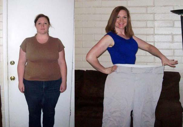 25 γυναίκες που πέτυχαν ένα εντυπωσιακό αδυνάτισμα και άλλαξαν εντελώς το σώμα τους (24)