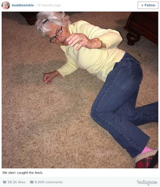 Η 86χρονη γιαγιά που έχει τρελάνει το Internet (24)