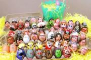 Καλλιτέχνης ζωγράφισε 62 απίθανους χαρακτήρες πάνω σε αυγά για το Πάσχα (1)