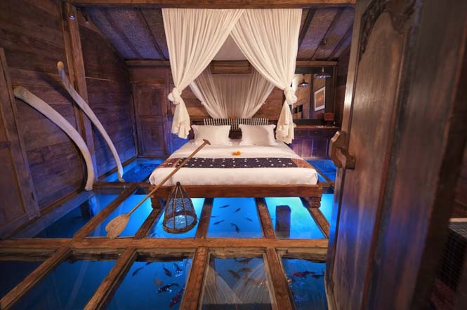Το ξενοδοχείο του Ροβινσώνα Κρούσου στο Μπαλί (2)